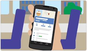 Google Meu Negócio permite encontrar sua empresa de dispositivos móveis